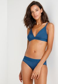 Calvin Klein Underwear - UNLINED - Triangel-BH - blue - 1