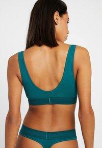 Calvin Klein Underwear - MONOGRAM UNLINED BRALETTE - Bustier - antithesis - 2