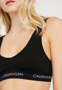 Calvin Klein Underwear - STATEMENT 1981 UNLINED BRALETTE - Brassière - black - 4