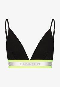 Calvin Klein Underwear - HAZARD UNLINED - Triangel-BH - black - 3