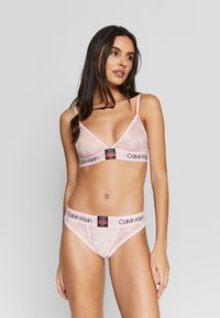 Calvin Klein Underwear - V DAY CAPSULE UNLINED - Triangel BH - prairie pink - 1