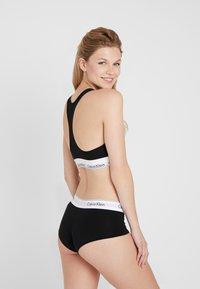 Calvin Klein Underwear - UNLINED BRALETTE - Bustier - black - 2