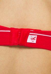 Calvin Klein Underwear - ONE MICRO PLUNGE - Multiway / Strapless bra - red - 6