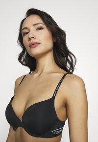 Calvin Klein Underwear - ONE MICRO PLUNGE - Sujetador sin tirantes/multiescote - black - 5