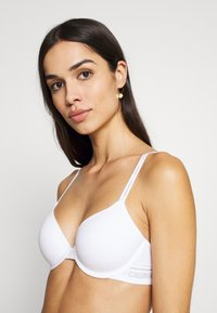 Calvin Klein Underwear - ONE LIGHTLY LINED DEMI - Sujetador push-up - white - 3