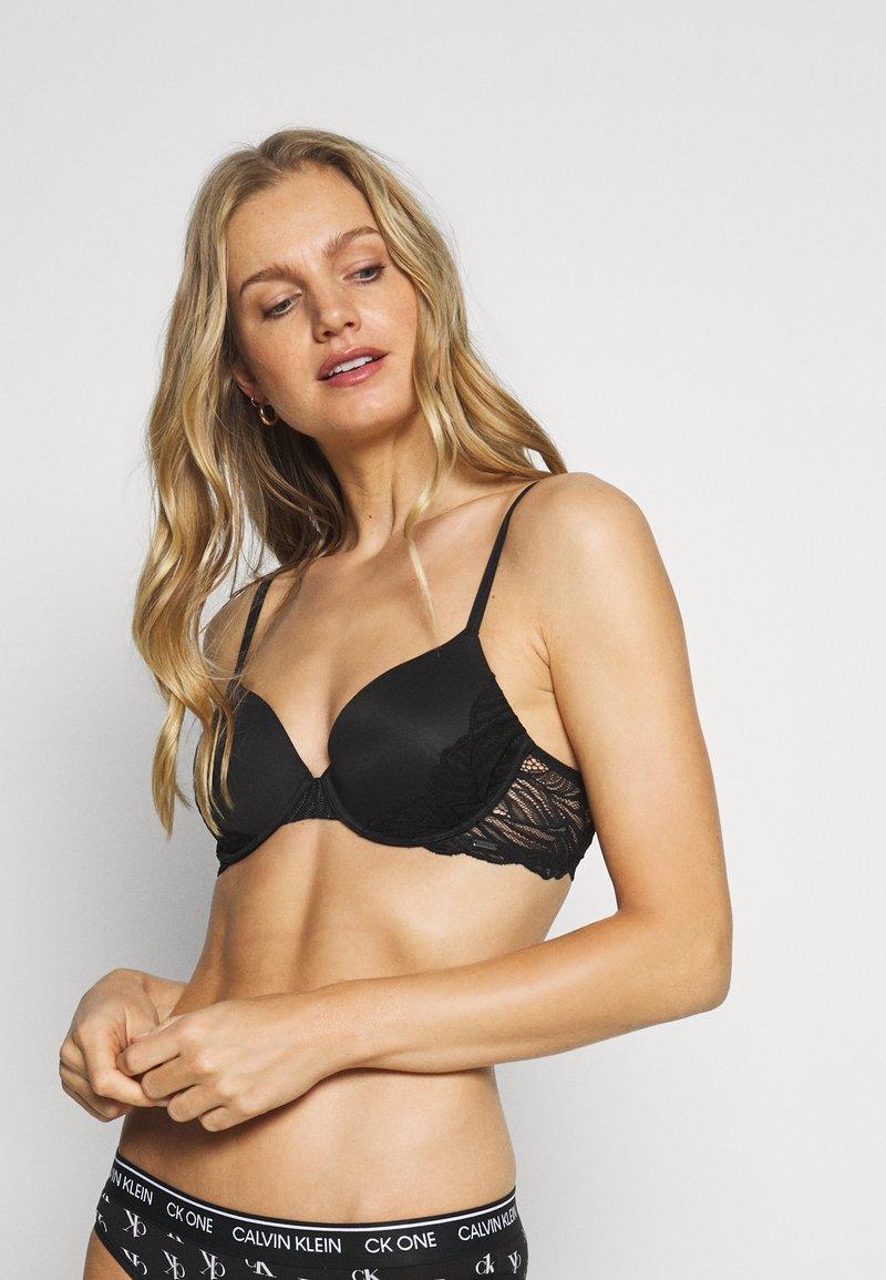 Calvin Klein Underwear - IRIS LIGHTLY LINED - Underwired bra - black