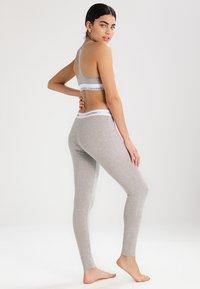 Calvin Klein Underwear - MODERN COTTON - Pyjamabroek - grey heather - 2