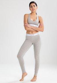 Calvin Klein Underwear - MODERN COTTON - Pyjamabroek - grey heather - 1