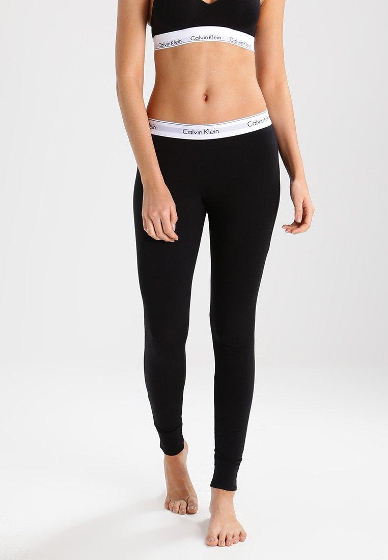 Calvin Klein Underwear - MODERN COTTON - Pantaloni del pigiama - black