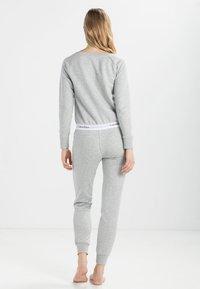 Calvin Klein Underwear - Pyjamasbukse - grey - 2