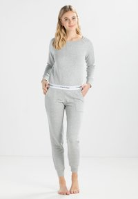 Calvin Klein Underwear - Pyjamasbukse - grey - 1