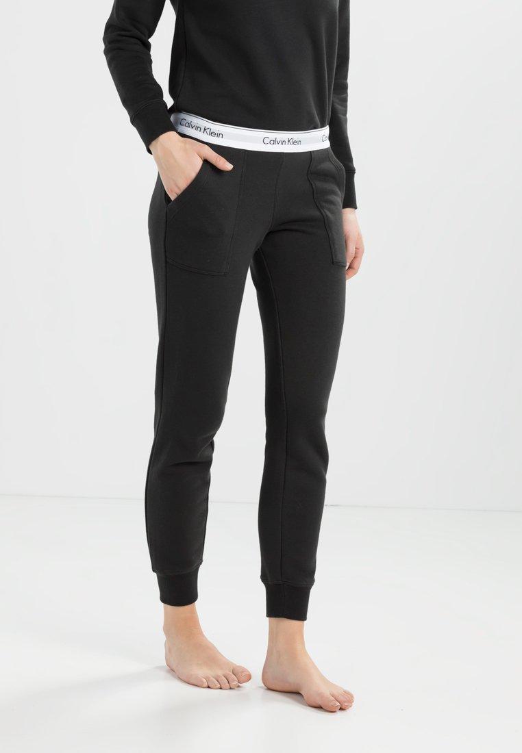 Calvin Klein Underwear - Nachtwäsche Hose - black