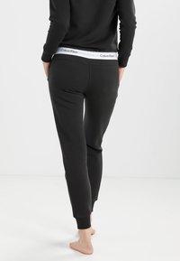 Calvin Klein Underwear - Pyjamabroek - black - 2
