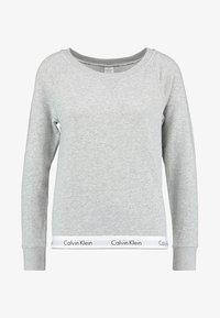 Calvin Klein Underwear - Pyjamashirt - grey - 4