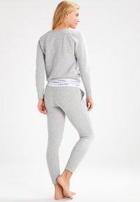 Calvin Klein Underwear - Pyjamashirt - grey - 2