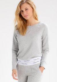 Calvin Klein Underwear - Pyjamashirt - grey - 0