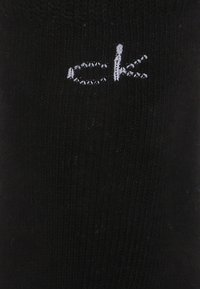 Calvin Klein Underwear - LOGO SNEAKER 3 PACK - Sokken - black - 1