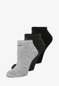 black marble heather/black rain heather/black