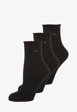 3 PACK - Sokken - black