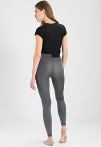 Calvin Klein Underwear - LISSY MODERN UNDERWEAR LOGO - Leggings - Stockings - storm - 2