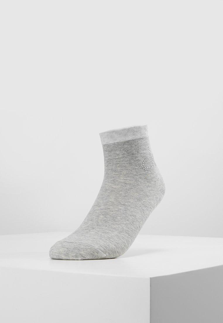 Calvin Klein Underwear - MODERN LOGO - Strømper - grey