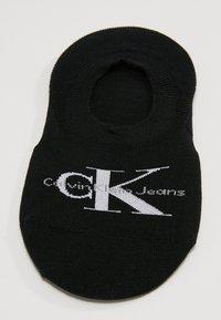 Calvin Klein Underwear - LOGO  - Trainer socks - black - 2