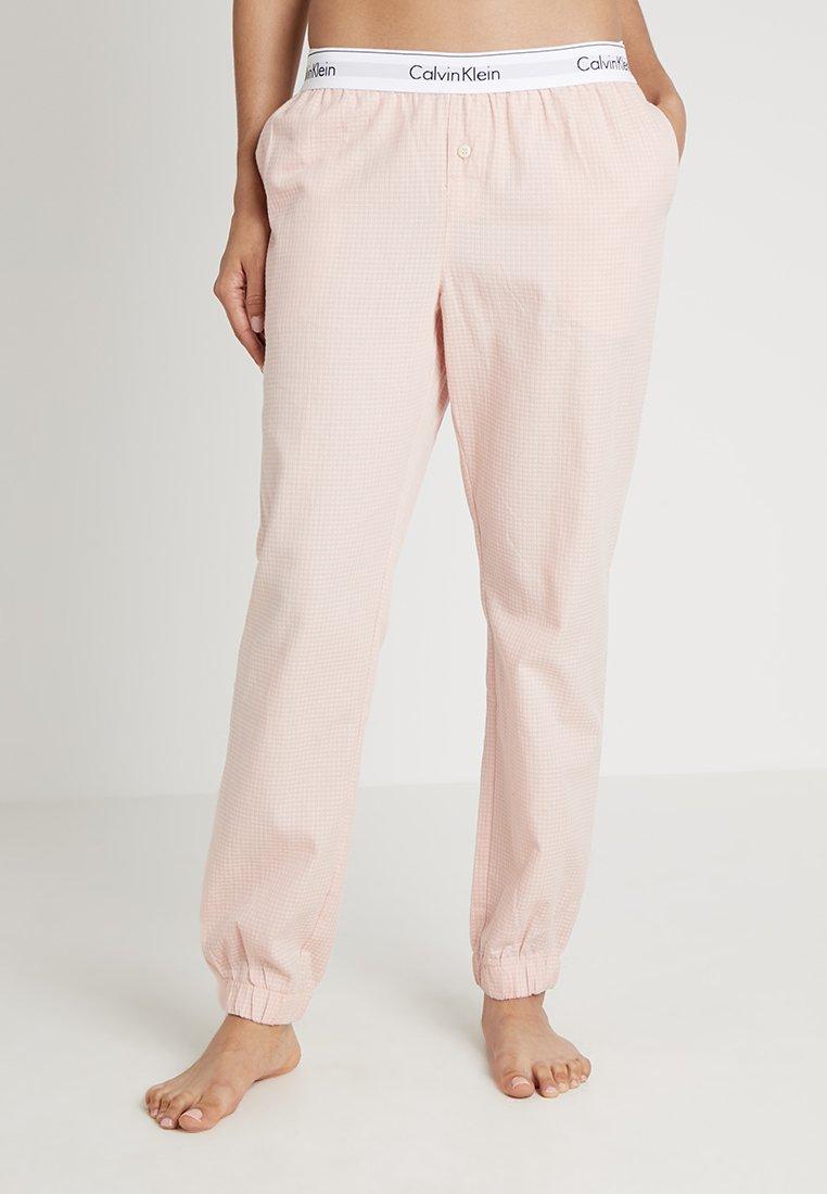 Calvin Klein Underwear - JOGGER - Nachtwäsche Hose - white