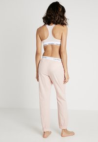 Calvin Klein Underwear - Pyjamasbukse - white - 2