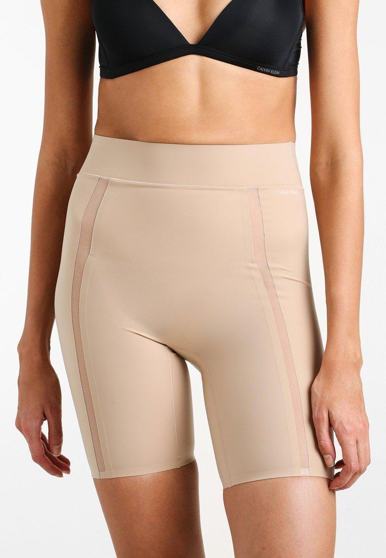 Calvin Klein Underwear - SHORT - Pantalón de pijama - beige
