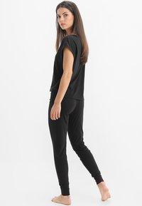 Calvin Klein Underwear - JOGGER - Nattøj bukser - black - 2