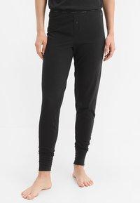 Calvin Klein Underwear - JOGGER - Nattøj bukser - black - 0