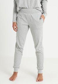 Calvin Klein Underwear - JOGGER - Pyjamabroek - grey - 0