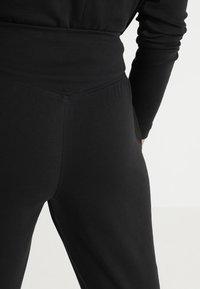 Calvin Klein Underwear - JOGGER - Pyjamabroek - black - 3