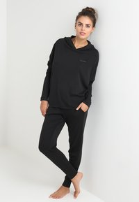 Calvin Klein Underwear - JOGGER - Pyjamabroek - black - 1