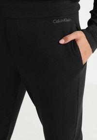Calvin Klein Underwear - JOGGER - Pyjamabroek - black - 5