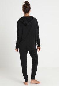 Calvin Klein Underwear - JOGGER - Pyjamabroek - black - 2