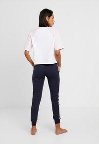 Calvin Klein Underwear - MODERN LOUNGE JOGGER - Pyjama bottoms - dark blue - 2