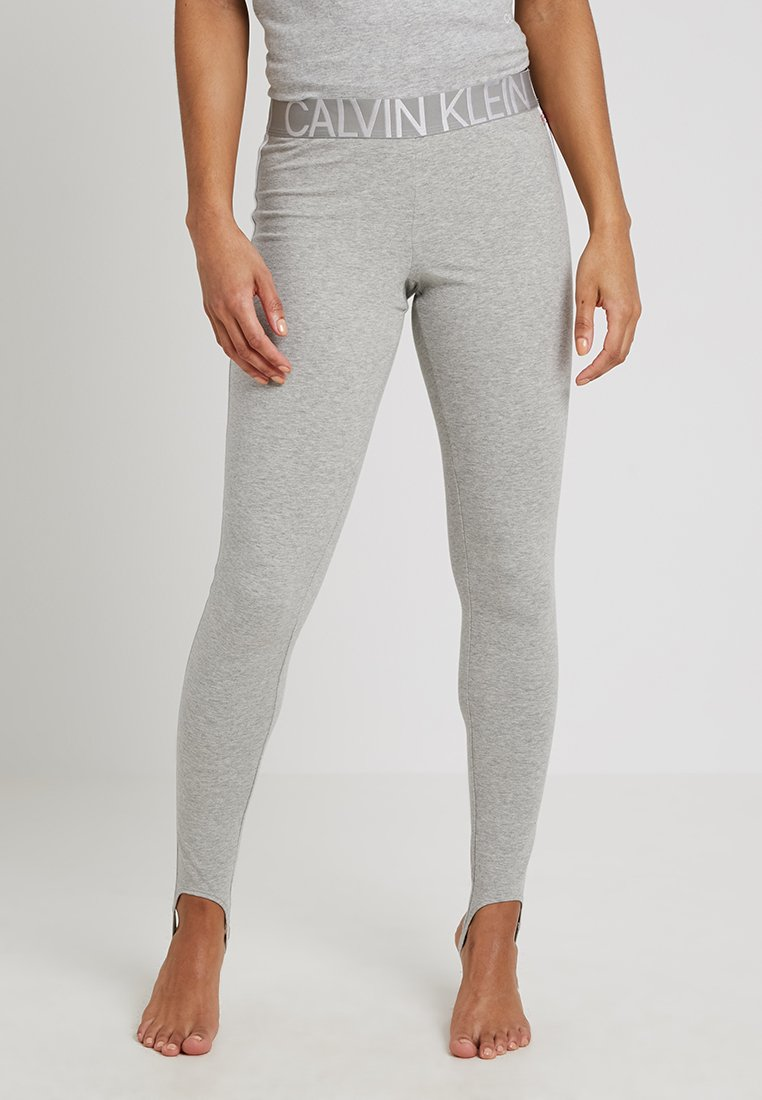 Calvin Klein Underwear - STATEMENT 1981 LEGGING - Nattøj bukser - grey heather