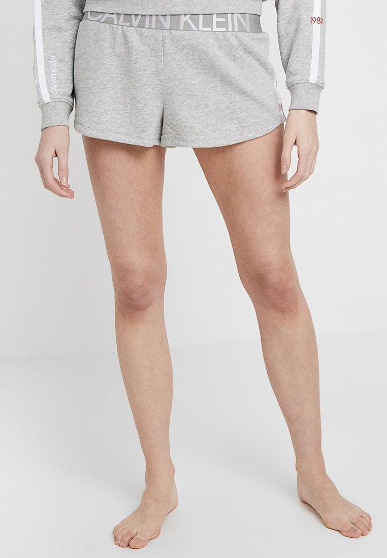 Calvin Klein Underwear - STATEMENT 1981 SLEEP SHORT - Pyjama bottoms - grey heather