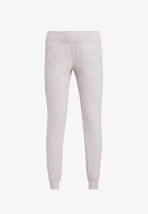 TEXTURED JOGGER - Nattøj bukser - gray lavendar hecci