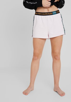 BOLD LOUNGE SLEEP SHORT - Pyjamasbyxor - pink sky