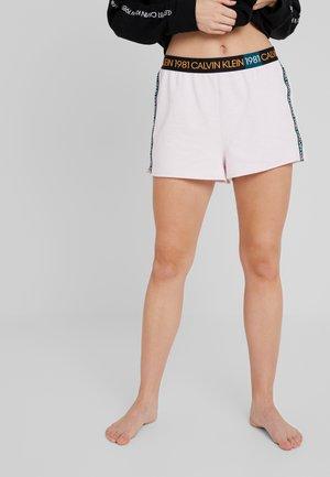 BOLD LOUNGE SLEEP SHORT - Spodnie od piżamy - pink sky
