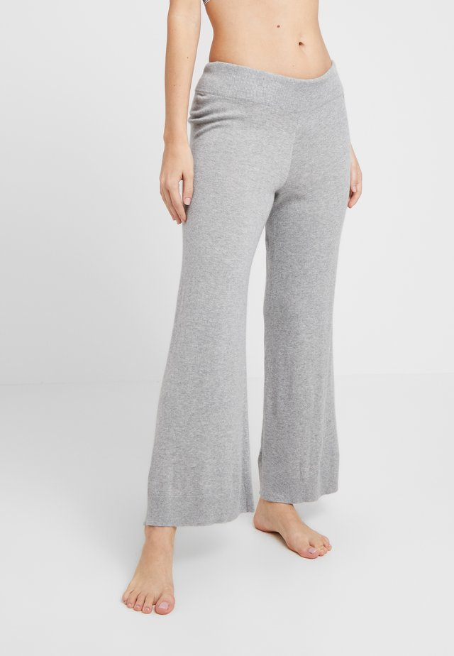 SOPHISTICATED SLEEP PANT - Pyjamahousut/-shortsit - grey heather