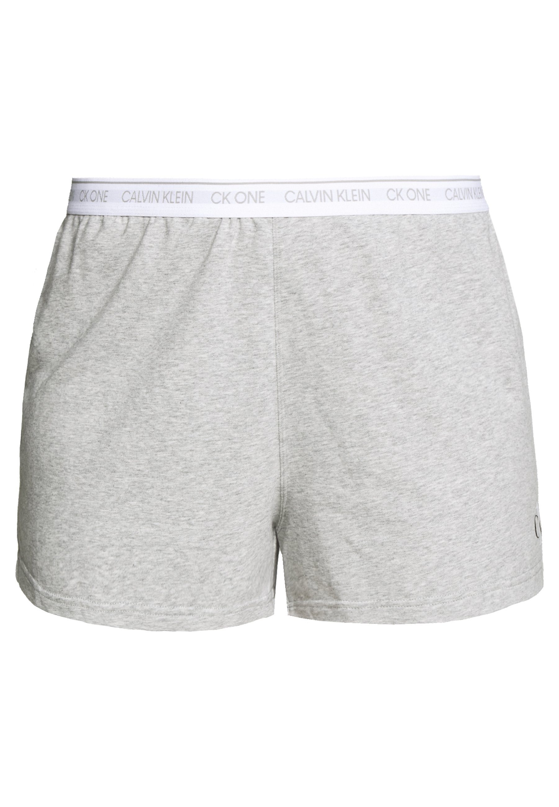 Calvin Klein Underwear ONE LOUNGE SLEEP SHORT - Pantaloni del pigiama - grey heather C1mboAYp