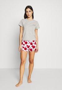 Calvin Klein Underwear - SLEEP SHORT - Pyjamabroek - american dreams - 1