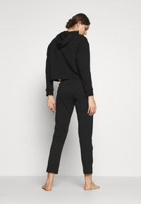 Calvin Klein Underwear - CK ONE LOUNGE JERSEY SLEEP PANT - Pyjamasbukse - black - 2