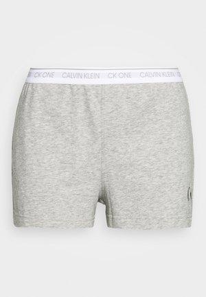 ONE LOUNGE SLEEP SHORT - Pyjamasbukse - grey heather