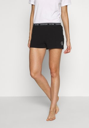 ONE LOUNGE SLEEP SHORT - Pantalón de pijama - black