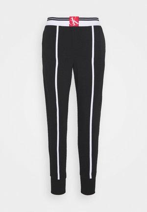 ONE SOCK LOUNGE JOGGER - Pantaloni sportivi - black