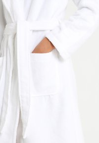 Calvin Klein Underwear - ROBE - Badekåber - white - 5